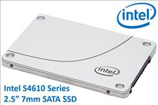 INTEL, SSD, D3, S4610, SERIES, 480GB, 2.5, SATA, 6Gb/s, 560R/510W, MB/s, 5YR, WTY,