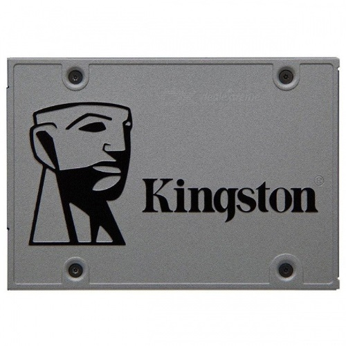 Kingston, A400, 240GB, 2.5, SATA3, 6Gb/s, SSD, -, TLC, 500/450, MB/s, 7mm, Solid, State, Drive, 1, mil, hrs, MTBF, 3yrs,