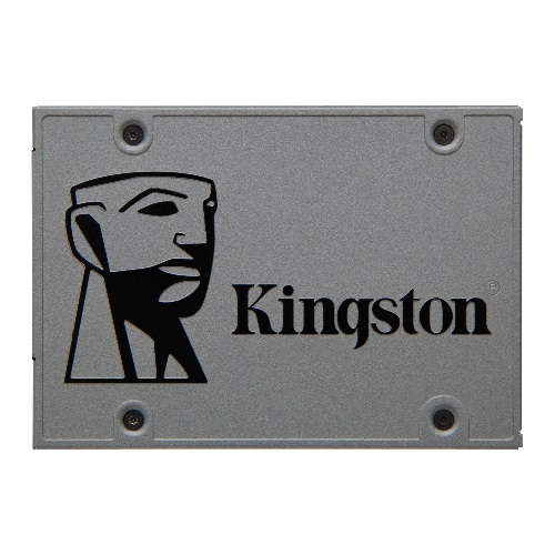 Kingston, SUV500, 480GB, 2.5, SATA3, SSD, 3D, NAND, 7m, 6Gb/s, 520/500MB/s, 79K/35K, IOPS, 1, mil, hr, MTBF, Solid, State, Drive, 5yrs, ~HBK,