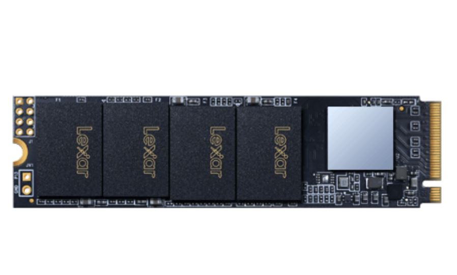 Lexar, NM610, 500GB, M.2, 2280, PCIe, Gen3x4, NVMe, SSD, up, to, 2100MB/s, read, 1600MB/s, write,