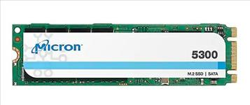 Micron, 5300, PRO, 480GB, SATA, M.2, (22x80), Non-SED, Enterprise, SSD,