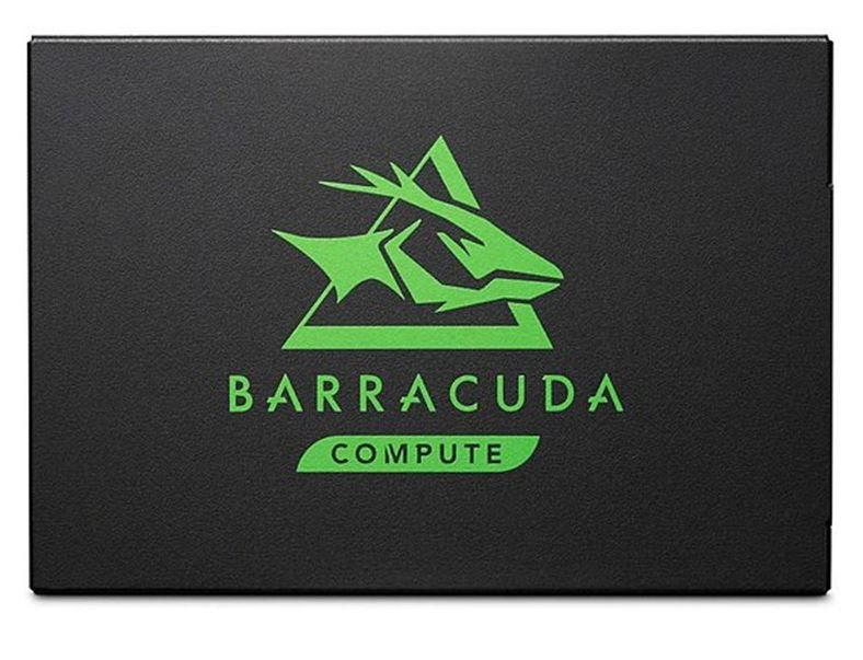 Seagate, 2.5, 1TB, SATA, Barracuda, 120, 560R/540W, SSD, 5, Years, Warranty,