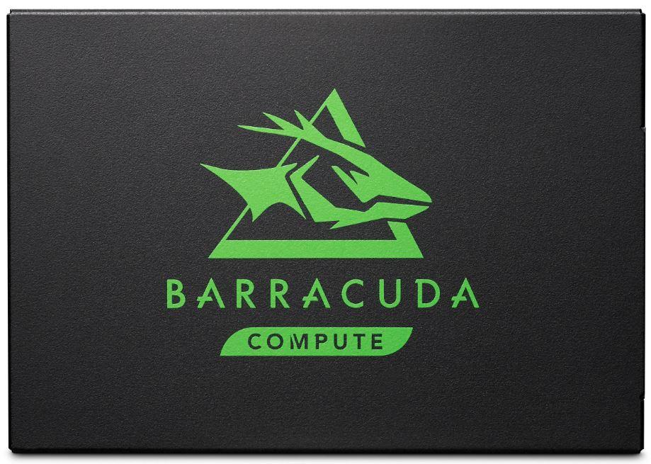 SEAGATE, 2.5, 500GB, SATA, BARRACUDA, 560R/540W, SSD, 5, Years, Warranty,