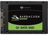Seagate, 2.5, 960GB, SATA, Barracuda, Q1, 550R/500W, SSD., 3, Years, Warranty,