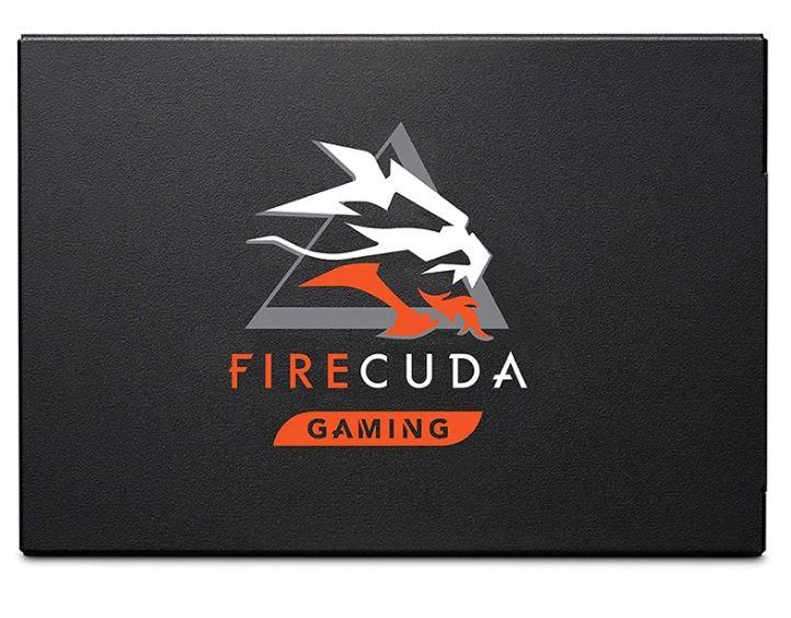 Seagate, 2.5, 2TB, SATA, FairCuda, 120, 560R/540W, SSD, .5, Years, Warranty,
