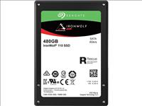 Seagate, IRONWOLF, 110, 480GB, 2.5in, SATA, Solid, State, Drive, (SSD),