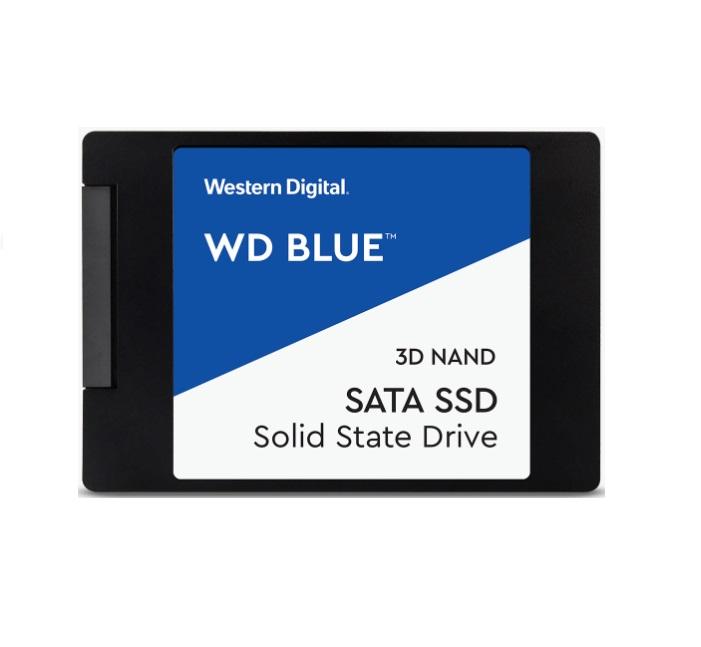 Western, Digital, WD, Blue, 4TB, 2.5, SATA, 3D, NAND, SSD, Read, 560GB/s, Write, 530GB/s, 6GB/, 5, Yrs, Wty, -, WDS400T2B0A,