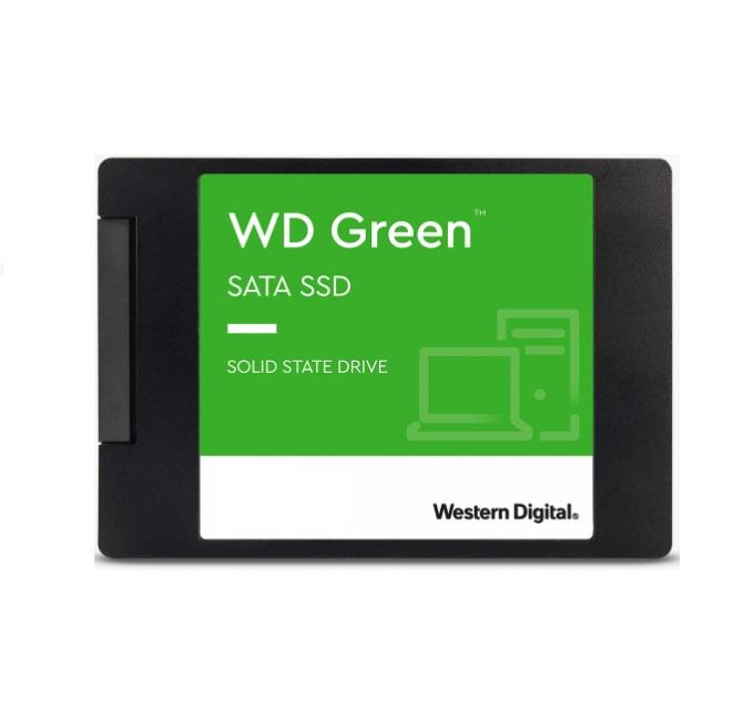 Western, Digital, WD, Green, 1TB, 2.5, 3D, NAND, SSD, 7MM, 540/430, R/W, SATA, 6GB., 3, Years, Warranty,