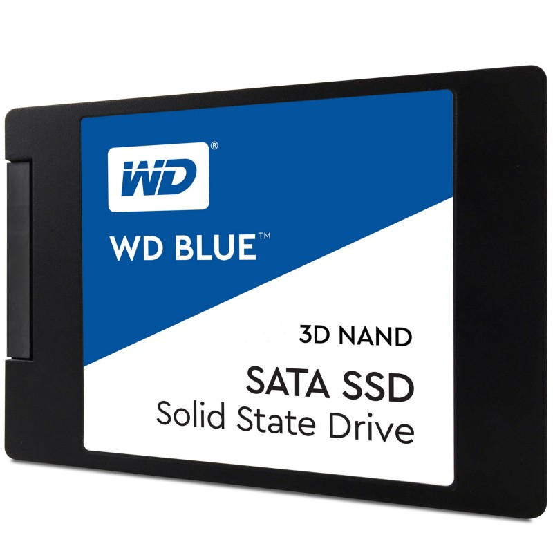 Western, Digital, Blue, 1TB, 2.5, 3D, NAND, SSD, 7MM, 560/530, R/W, SATA, 6GB., 5, Years, Warranty,