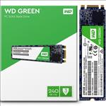 Western, Digital, Green, 240GB, M.2, 2280, SSD, Transfer, speeds, up, to, 545MB/s, -, 3, Years, Limited, Warranty,
