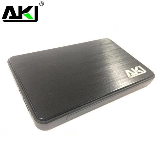 "KIMAX, 2.5"", USB, 3.0, SATA, Screwless, external, HDD, Enclosure, Black,"