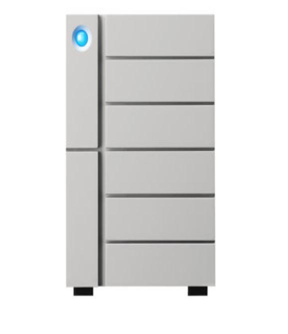 Seagate, LaCie, 12TB, 6big, Raid, STFK12000400, -, Hard, drive, array, -, 6, bays(SATA), -, 6, x, 12, TB, HDD, -, USB, 3.1, Gen, 2, Thunderbolt,