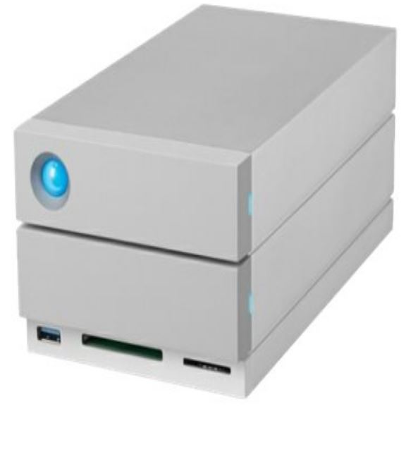 Seagate, LaCie, 28TB, 2BIG, Thunderbolt, 3, STGB28000400, -, Hard, drive, array, -, 2, bays, (SATA), -, HDD, 14, TB, x, 2, -, USB, 3.1, Thunde,
