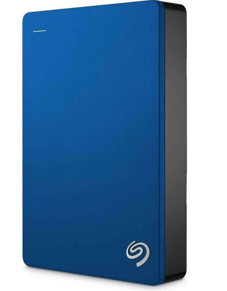 Seagate, Backup, Plus, 5TB, 2.5, BLUE, USB3.0, Backup, Plus, Portable, -, 2, Years, Warranty,