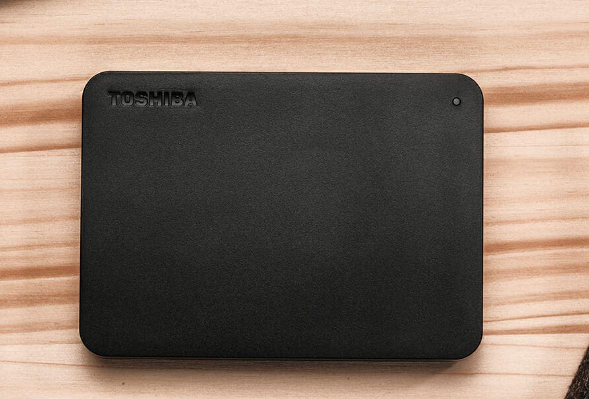 Toshiba, 2TB, CANVIO®, BASICS, PORTABLE, HARD, DRIVE, STORAGE., 3, Years, Warranty., (new, HDTB420AK3AA),