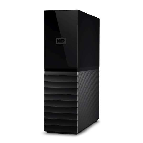 WD, My, Book, 4TB, 3.5, External, USB3.0, HDD, With, built-in, 256-bit, AES, Hardware, Encryption., Backup, Software, (BLACK), 3, Years,
