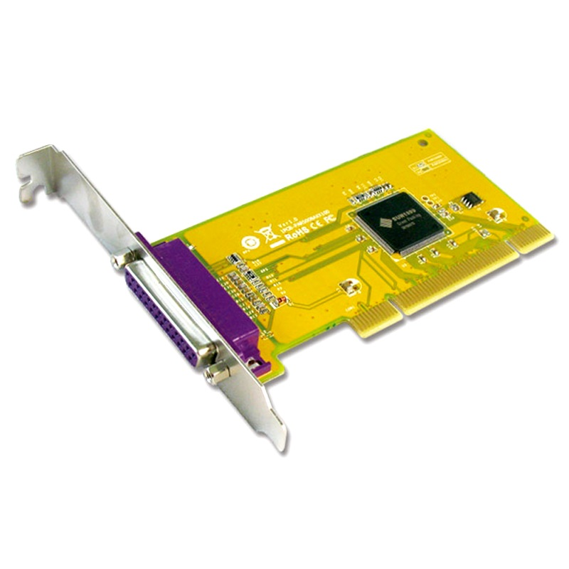 Sunix, PAR5008A, PCI, 1-Port, Parallel, IEEE1284, Card,