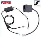 Fanvil, /, EPOS, l, Sennheiser, Electronic, Hook, Switch, (EHS), Adapter, -, Inc, Fanvil, T-03, RJ9, Connector, Cable,