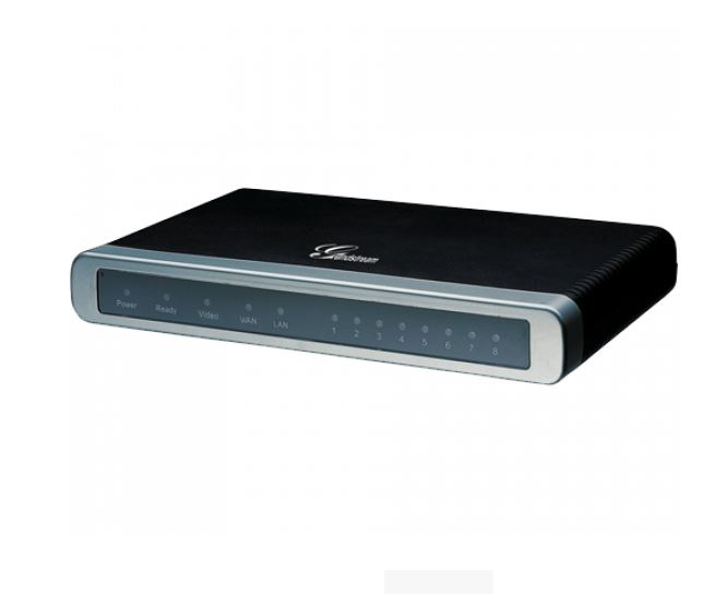 Grandstream, GXW4104, 4, FXO, Port, VoIP, gateway, with, dual, 10/100,