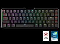 ASUS, ROG, FALCHION/BL, Wireless, Mechanical, Gaming, Keyboard, Per-Key, RGB, 400, Hours,