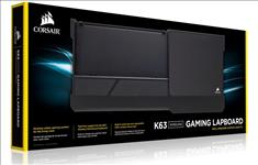 "Corsair, Gamingâ""¢, K63, Wireless, Gaming, Lapboard,"