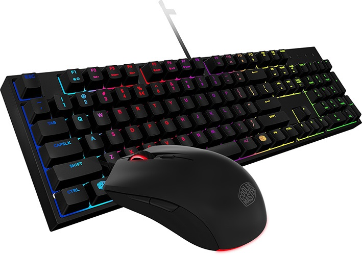 Coolermaster, MasterKeys, Lite, L, Combo, RGB, Mem-chanical, (Exclusive, Switch), Keyboard, +, RGB, MICE,