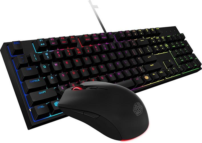 Coolermaster, MasterKeys, Lite, L, Combo, RGB, Mem-chanical, (Exclusive, Switch), Keyboard, +, RGB, MICE,