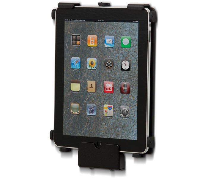 SafeGuard, iPadMultiGrip, Clamp, Access, to, Volume/Home/Power,