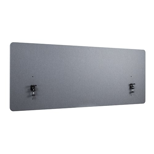 Brateck, Acoustic, Desktop, Privacy, Panel, with, Felt, Surface, 1500(W)X600(H)MM,