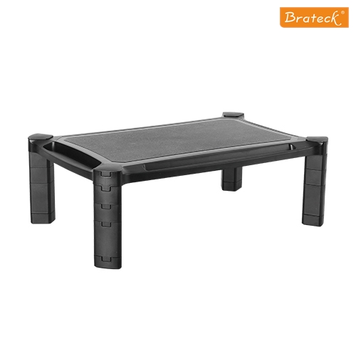 Brateck, Height-Adjustable, Modular, Multi, Pupose, Smart, Stand, XL, for, most, 13, -32, Monitors, Weight, Capacity, 10kg,
