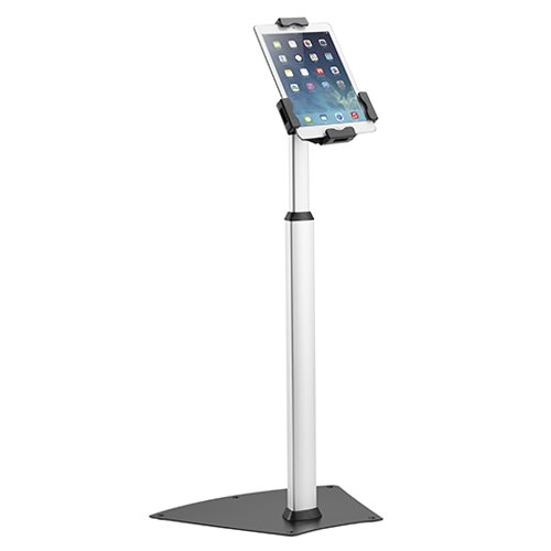 Brateck, Anti-Theft, Aluminum, Tablet, Freestanding, Kiosk, for, Most, 7.9, -10.5, Tablets,