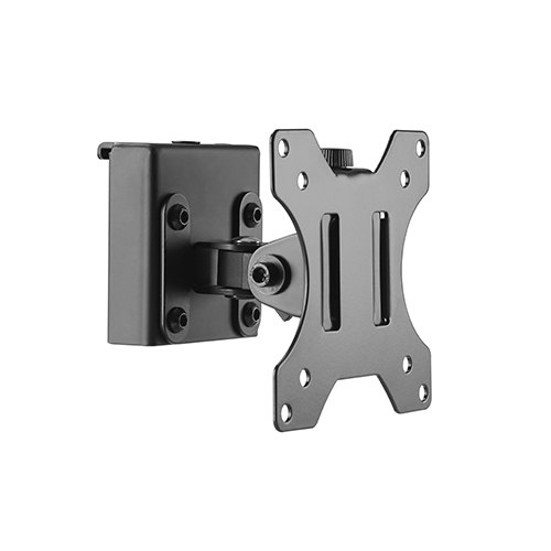 Brateck, Slatwall, Pivot, Monitor, Mount, for, 13, -27, Up, to, 6.5kg/Screen,