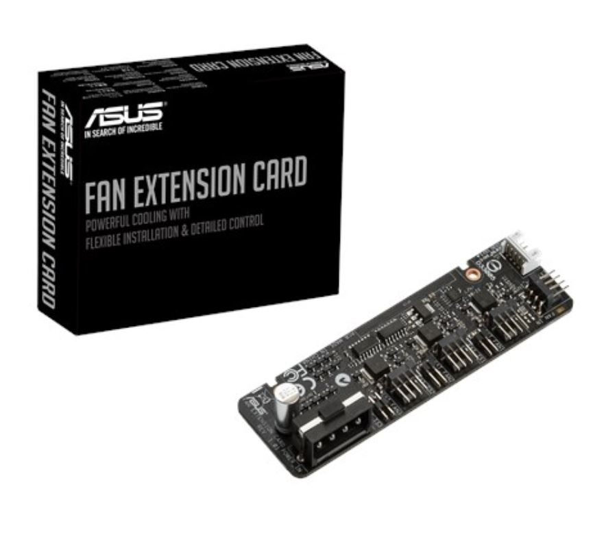 Asus, FAN, EXTENSION, CARD,
