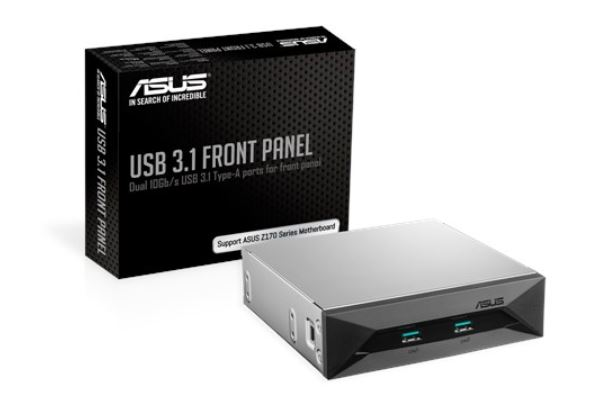 Asus, USB, 3.1, FRONT, PANEL,