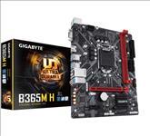 GIGABYTE, B365M, H, MB, 1151, 2xDDR4, 4xSATA, 1xM.2, USB3.1, uATX, 3YR,