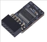 Gigabyte, GC-TPM2.0_S, 2.0, Trusted, Platform, Module, for, Z390, H370, B360, H310, X299, Z370, X399, X470, B450, X370, B350, Motherboard,
