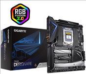 New, Gigabyte, TRX40, DESIGNARE, XL-ATX, MB, sTRX4, AMD, ThreadRipper, 3, 8xDDR4, 5xPCIe, 4xM.2, RAID, Intel, GbE, LAN, WiFi, BT, 8xSATA, CF,