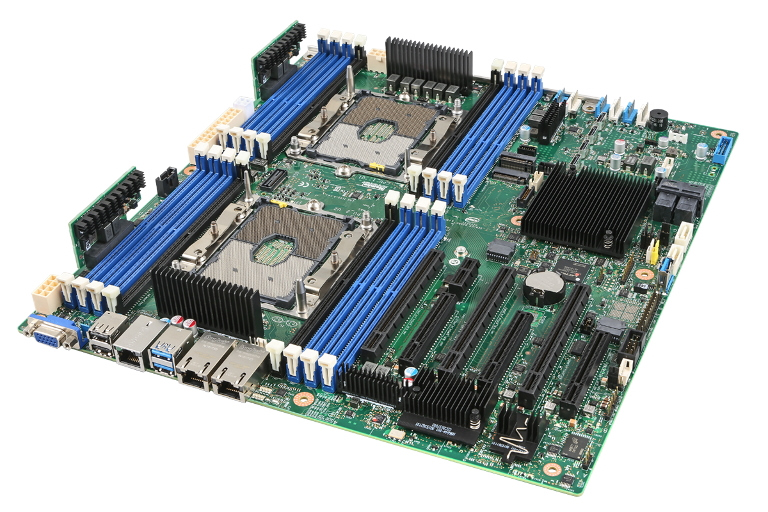 Intel, Server, Board, S2600STBR,