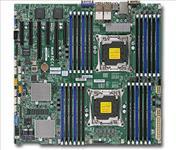 Supermicro, DP, E5-2600, v3/v4, 24x, DDR4, RECC, SAS3, via, LSI3108, 4xGbE, C612, 2x, PCIe, x, 16, E-ATX,