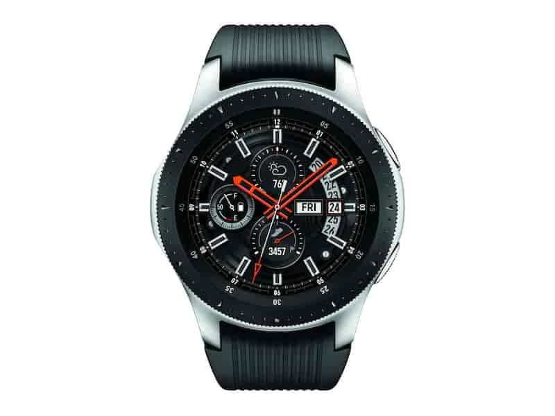 Samsung, Galaxy, Watch, 46mm, Silver,