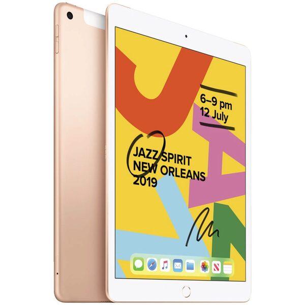 Apple, iPad, 10.2, G7, 128GB, 4GX, Gold,