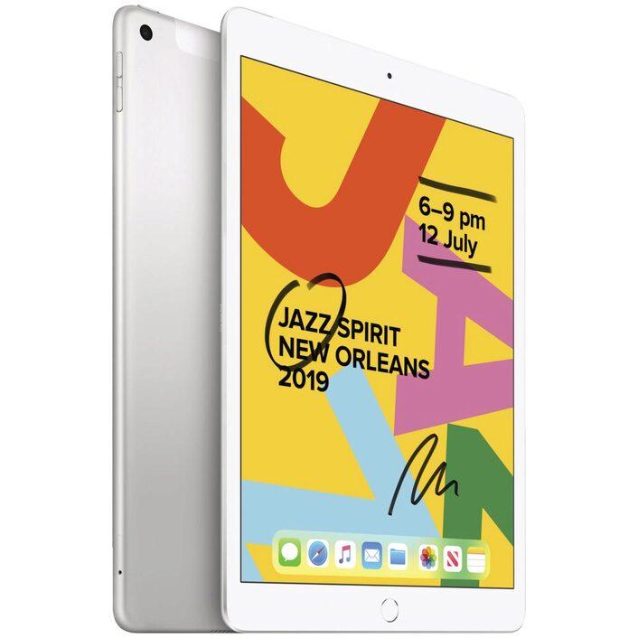 Apple, iPad, 10.2, G7, 32GB, 4GX, Silver,