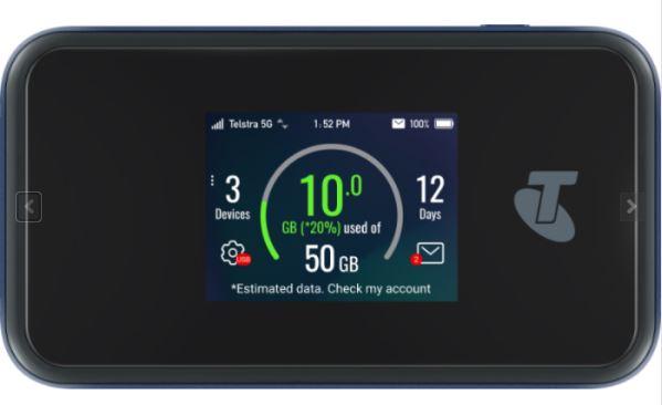 Telstra, 5G, Wi-Fi, Pro, (MU500),