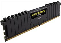 Corsair, Vengeance, LPX, 16GB, (1x16GB), DDR4, 3000MHz, C15, Desktop, Gaming, Memory, Black,