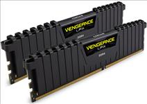 Corsair, Vengeance, LPX, 8GB, (2x4GB), DDR4, 2666MHz, C16, Desktop, Gaming, Memory, Black,