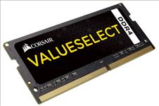Corsair, 8GB, (1x8GB), DDR4, SODIMM, 2133MHz, C15, 1.2V, 15-15-15-36, 260pin, Value, Select, Notebook, Laptop, Memory, RAM,