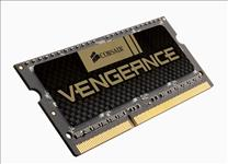 Corsair, Vengeance, 16GB, (2x8GB), DDR3, SODIMM, 1600MHz, 1.5V, 10-10-10-27, 204pin, Notebook, Laptop, Memory, RAM,