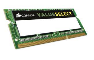Corsair, 4GB, (1x4GB), DDR3L, SODIMM, 1600MHz, 1.35V, 11-11-11-28, 204pin, Notebook, Memory,