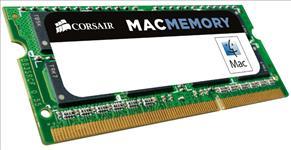 Corsair, 8GB, (1x8GB), DDR3L, SODIMM, 1600MHz, 1.35V, Memory, for, MAC, Notebook, Memory, RAM,