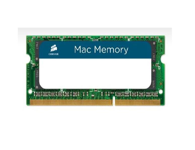 Corsair, 8GB, (2x4GB), DDR3, SODIMM, 1333MHz, 1.5V, Memory, for, MAC, Notebook, Memory, RAM,